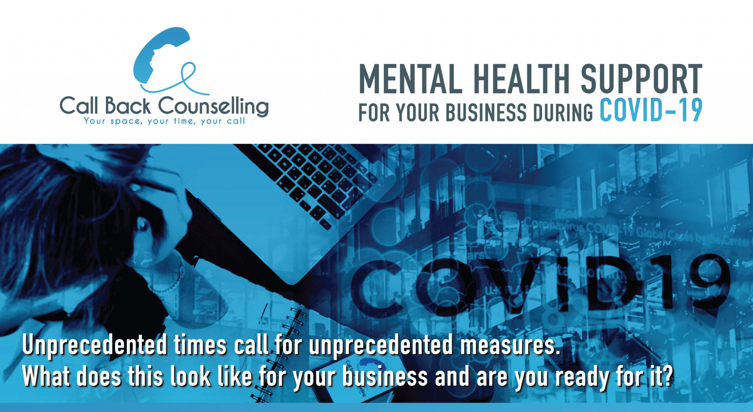 Are you prepared to support the mental health needs of your staff during this crisis?